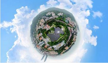 厦门大学VR全景