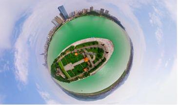 湖南商学院3D全景